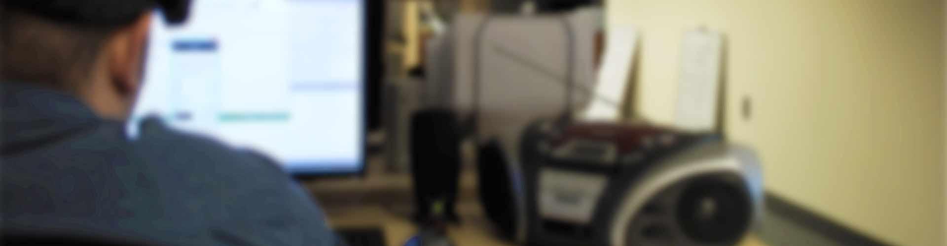 blur-chris-working